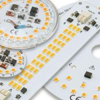 Obwody LED PCB 230V
